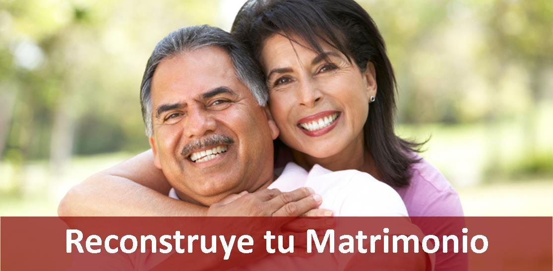Taller Reconstruye tu Matrimonio - cover
