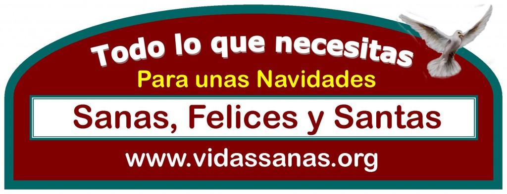 Vidas Sanas - Navidades Facebook