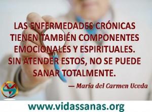 Enfermedades cronicas emocional espiritual